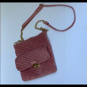 Lovely Big Buddha quilted Crossbody !
